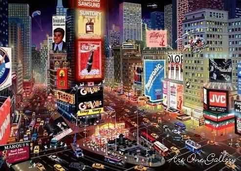 Alexander Chen - An-Evening-In-Times-Square.jpg
